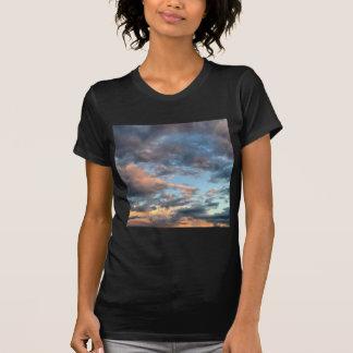 T-shirt lever de soleil