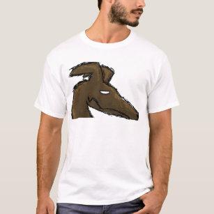 T-shirt Lévrier