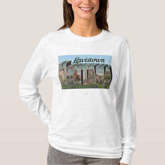 T-shirt Lewiston, Montana