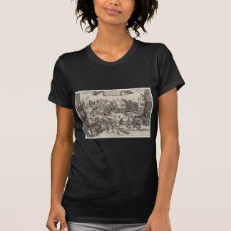 T-shirt L'exécution de Guy Fawkes