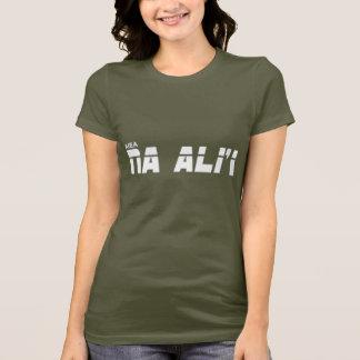T-shirt L'habillement des femmes de Na Ali'i d'Aiea