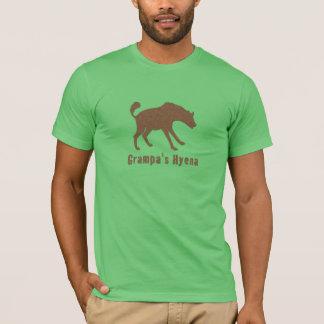 T-shirt L'hyène de Grampa