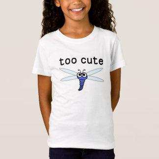 T-Shirt Libellule trop mignonne