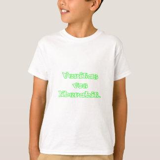 T-shirt Liberati de vos de Veritas