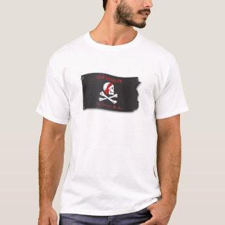 T-shirt Libertaire tout le patriote. Aucune Loi