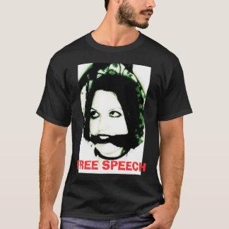 T-shirt liberté de parole