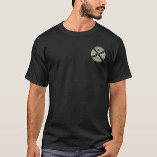 T-shirt liberté et mort 2 NWOShirt