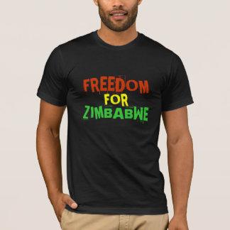 T-SHIRT LIBERTÉ POUR LE ZIMBABWE