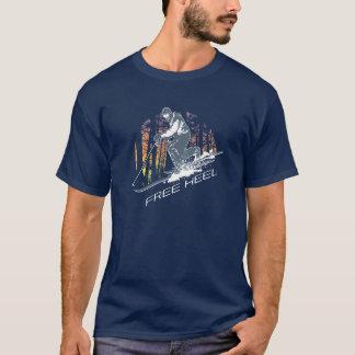 T-shirt libre de talon
