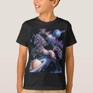T-shirt Licorne céleste