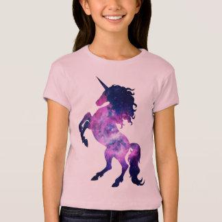 T-shirt Licorne de l'espace