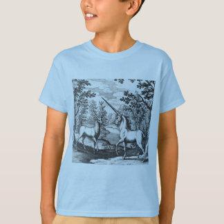 T-shirt Licorne et mâle