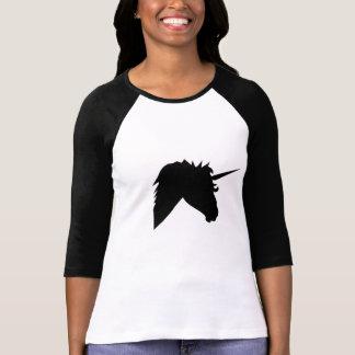 T-shirt Licorne gothique