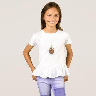 T-shirt licorne hérisson