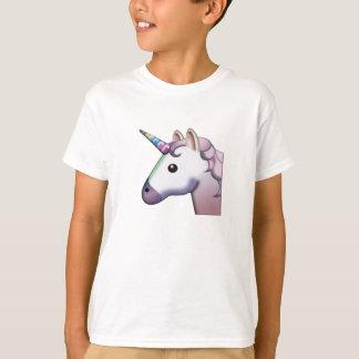 T-shirt Licorne majestueuse Emoji
