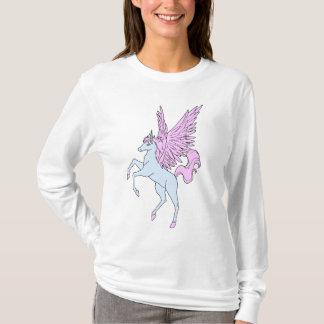 T-shirt Licorne vintage du tigre 80s Pegasus de Corey