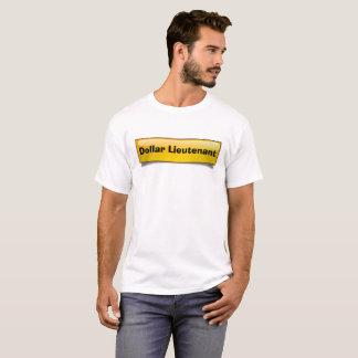 T-shirt Lieutenant du dollar