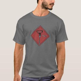 T-shirt L'ignorance est bonheur - geek partial