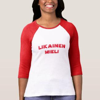 T-shirt Likainen Mieli - esprit sale dans finlandais