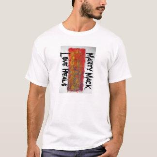 T-shirt L'image 034, Marty Mack, amour guérit