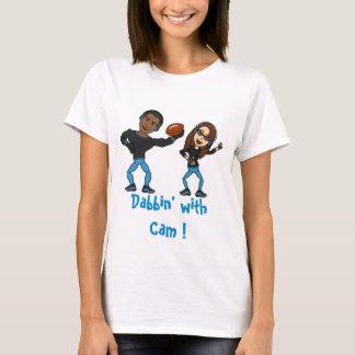 T-shirt Limande avec la came