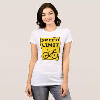 T-shirt Limitation de vitesse de Rex d'arc-en-ciel