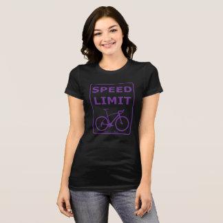 T-shirt Limitation de vitesse de Rex d'arc-en-ciel :