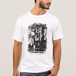 T-shirt L'imprimante de livre