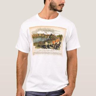 T-shirt L'incursion américaine de Morgan de guerre civile
