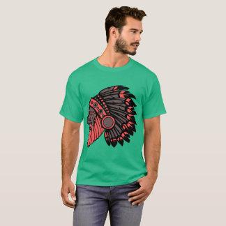 T-shirt l'indien  barbu