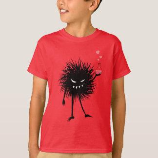 T-shirt L'insecte mauvais a fait des enfants de philtre