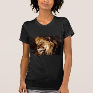 T-shirt Lion africain