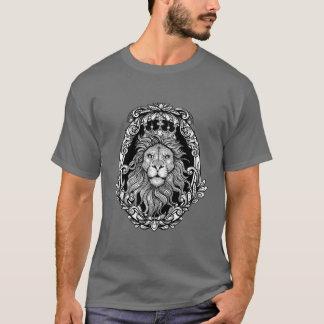 T-shirt Lion of Judah - Lion - Haile eux - Shirt