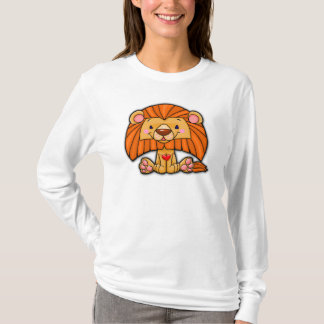 T-shirt lion positif 2