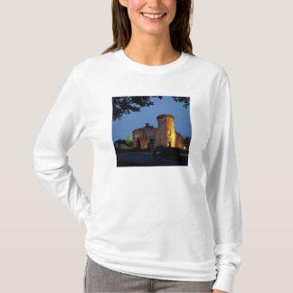 T-shirt L'Irlande, le château de Dromoland s'est allumée