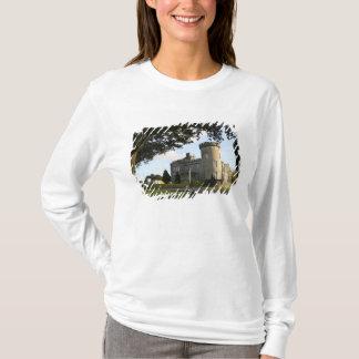 T-shirt L'Irlande, l'entrée latérale de château de