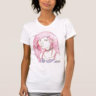 T-shirt Lis (version colorée de crayon)