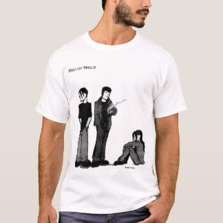 T-shirt Lit des clous
