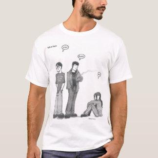 T-shirt Lit des clous 1