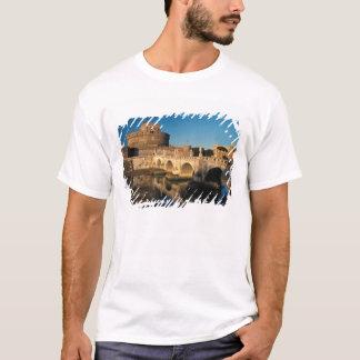 T-shirt L'Italie, Rome, le Castel Sant'Angelo et la