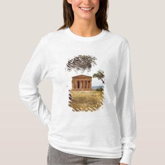 T-shirt L'Italie, Sicile, Agrigente. Les ruines des 2