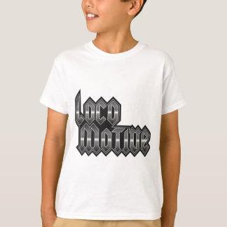 T-shirt Locomotive-StackMetal