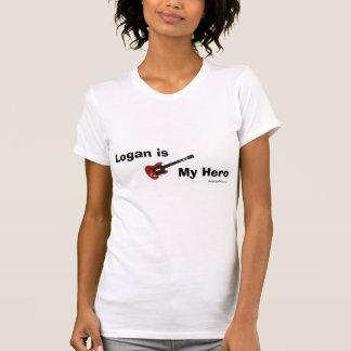 T-shirt Logan est mon