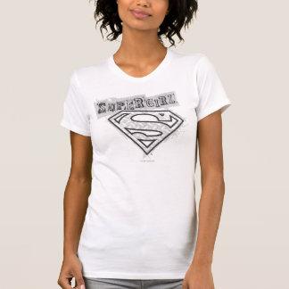 T-shirt Logo 1 de Supergirl