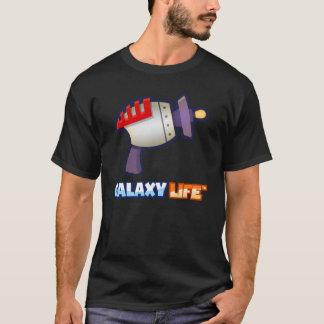 T-shirt Logo d'Alliance d'arme à feu de la vie de galaxie