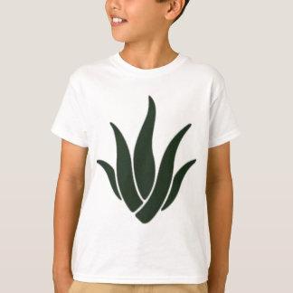 T-shirt Logo d'aloès d'AGHG