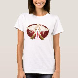 T-shirt Logo d'ange d'aria