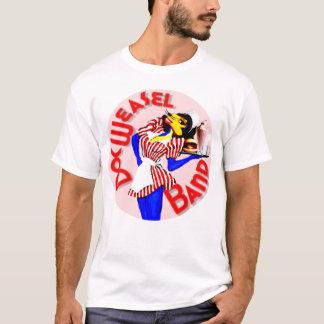 T-shirt Logo de belette de serveuse de DWB