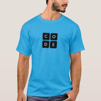 T-shirt logo de Code.org