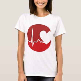 T-shirt Logo de coeur